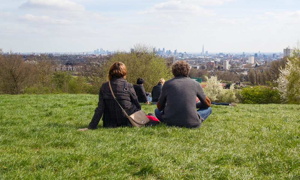 This image has an empty alt attribute; its file name is london-travel-guide-hamstead-heath.jpg