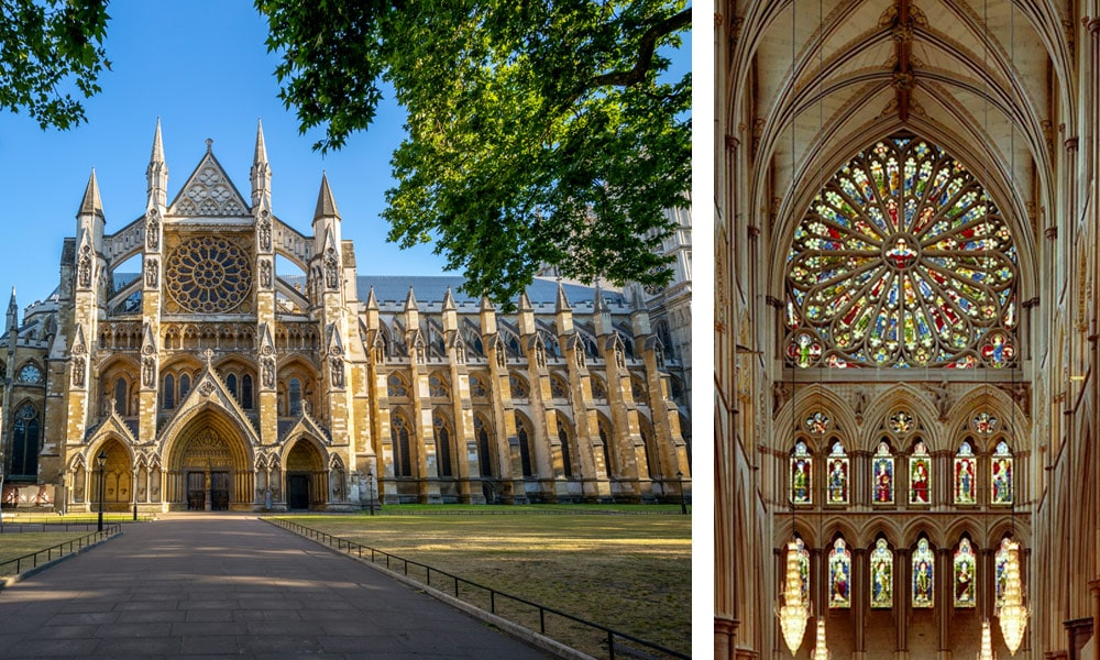This image has an empty alt attribute; its file name is london-travel-westminster-abbey.jpg
