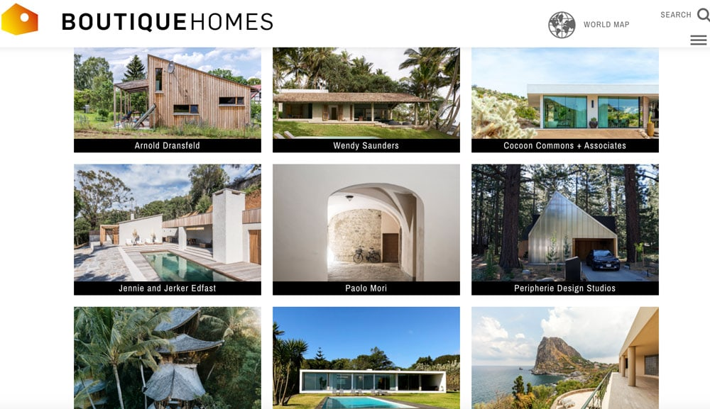 Airbnb Alternatives | Boutique Homes