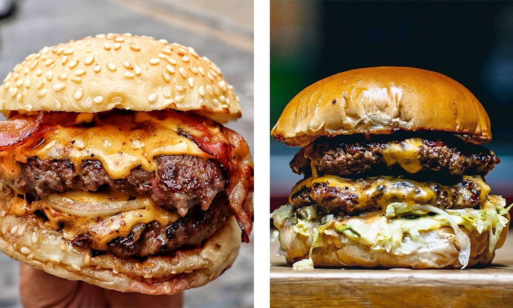 This image has an empty alt attribute; its file name is london-travel-guide-burgers-best.jpg