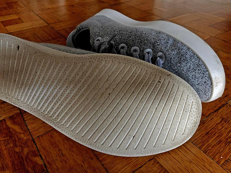 allbirds pipers durability